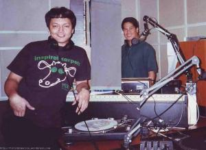 with Boo Kyler during the RT years for Groove Nation's After Hours