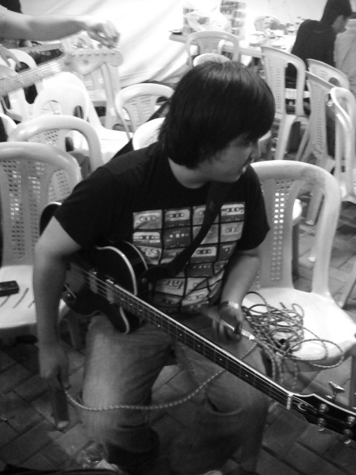 Chino Soliman of Musical O